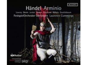 FESTSPIEL ORCHESTER GOTTINGEN / LAURENCE CUMMINGS / CHRISTOPHER LOWREY / ANNA DEVIN - Armino (CD)