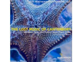 BLUE HERON/METCALFE - The Lost Music Of Canterbury (CD)
