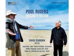 STAROBIN/WANG/DRUCKMAN - Ruders/Occams Razor (CD)
