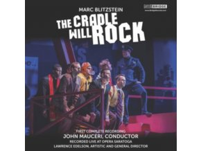 VARIOUS ARTISTS - Blitzstein/The Cradle Will Rock (CD)