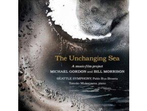 MUKAIYAMA/SEATTLE SYM - Gordon/The Unchanging Sea (CD + DVD)