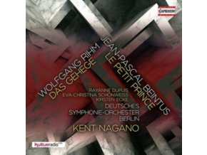 DSO BERLIN/NAGANO - Rihm/Das Gehege (CD)
