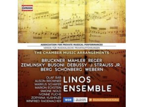 LINOS ENSEMBLE - Chamber Music Arrangements (CD Box Set)