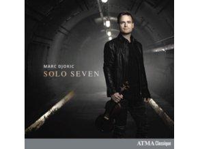 MARC DJOKIC - Solo Seven (CD)