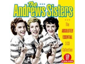 ANDREWS SISTERS - The Absolutely Essential 3 Cd Collection (CD)