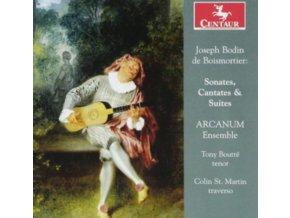 ARCANUM ENSEMBLE / TONY BOUTTE - Boismortier: Sonates. Cantates & Suites (CD)