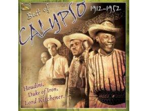 VARIOUS ARTISTS - Best Of Calypso 1912-1952 (CD)