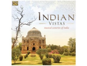 VARIOUS ARTISTS - Indian Vistas - A Scenery Of Indian Sounds (CD)
