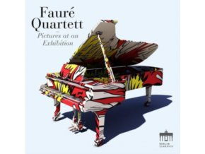FAURE QUARTET - Mussorgsky / Rachmaninoff: Pictures At An Exhibition (CD)