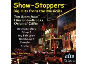 JULIE ANDREWS. MARNI NIXON ETC ETC - Show-Stoppers ! (Original Hits From Oliver / West Side / My Fair Lady / Oklahoma / Camelot / King&I (CD)