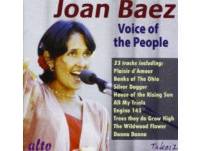 JOAN BAEZ - Voice Of The People Incl House Of The Rising Sun. Banks Of Ohio & 21 More (CD)