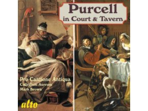 PRO CANTIONE ANTIQUA - Purcell: Music For Court & Tavern (CD)