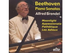 ALFRED BRENDEL - Beethoven: Pop Piano Sons Nos 8.14.21. & Adieux (CD)