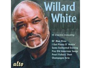 WILLARD WHITE WITH R.L.P.0 / CARL DAVIS - Willard White In Concert (Ol / Man River. Champagne Aria. Porgy & Bess) (CD)
