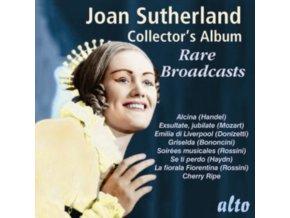 JOAN SUTHERLAND - Joan Sutherland Collectors Album: Rare Broadcasts (CD)