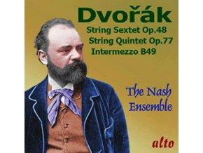 NASH ENSEMBLE - Dvorak: String Sextet & Quintet (CD)