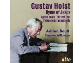 ADRIAN BOULT / L.P.O / BBC SINGERS - Holst: Hymn Of Jesus / Egdon Heath / Perfect Fool / Folksongs (CD)
