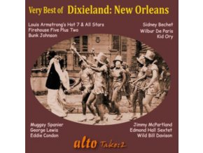SATCHMO / KID ORY / HOT 5 / ETC - Very Best Of Dixieland -New Orleans (CD)