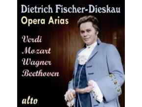 DIETRICH FISCHER-DIESKAU - Opera Arias Verdi. Mozart. Strauss. Wagner. Beethoven (CD)