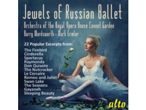 ROYAL OPERA HOUSE / MARK ERMLER - Jewels Of Russian Ballet (22 Favourites From 12 Ballets) (CD)