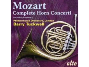 BARRY TUCKWELL / PHILHARMONIA - Mozart Complete Horn Concs / (CD)