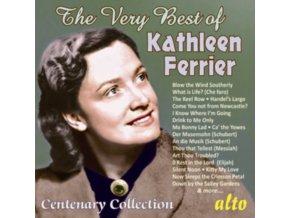 KATHLEEN FERRIER - Very Best Of Kathleen Ferrier (Centenary Album) (CD)