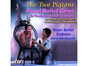 ROYAL BALLET SINFONIA / WORDSWORTH - Royal Ballet: Messager Les Deux Pigeons / Dante Sonata (From Tribute To Sir Fred) (CD)