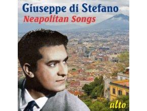 GIUSEPPE DI STEFANO - Neapolitan Songs (23) O Sole Mio. Catari. Etc (CD)
