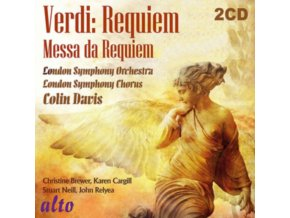 COLIN DAVIS / LSO & CHORUS - Verdi: Requiem (CD)