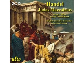 HARPER / WATTS / YOUNG / ECO / SOMARY - Handel: Judas Maccabeus (Stereo) (CD)