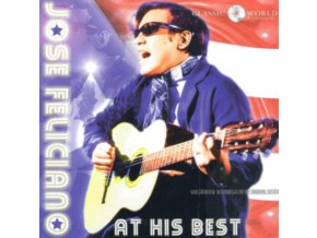 JOSE FELICIANO - At His Best (CD)
