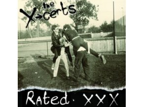 X-CERTS - Rated Xxx (CD)