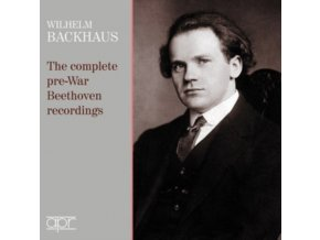 WILHELM BACKHAUS - The Complete Pre-War Beethoven Recordings (CD)