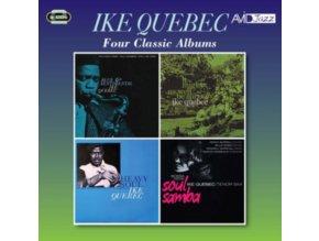 IKE QUEBEC - Four Classic Albums (CD)
