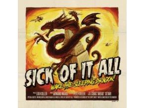 SICK OF IT ALL - Wake The Sleeping Dragon (CD)