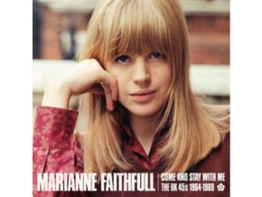 MARIANNE FAITHFULL - Come And Stay With Me (CD)
