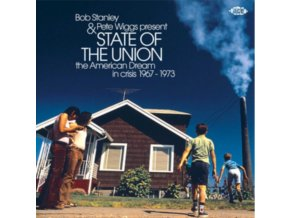 VARIOUS ARTISTS - State Of The Union - Bob Stanley & Pete Wiggs Present (CD)