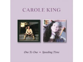 CAROLE KING - One To One / Speeding Time (CD)