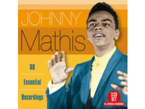 JOHNNY MATHIS - 60 Essential Recordings (CD)