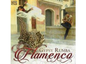 VARIOUS ARTISTS - Gypsy Rumba Flamenco (CD)