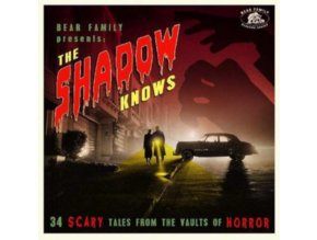 VARIOUS ARTISTS - The Shadow Knows (CD)