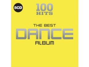 VARIOUS ARTISTS - 100 Hits - Best Dance Album (CD)
