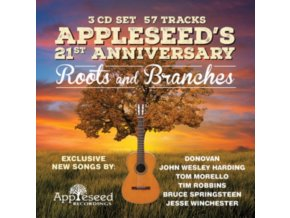 VARIOUS ARTISTS - Appleseeds 21St Anniversary: Roots And Branches (CD)