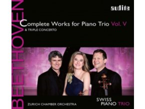SWISS PIANO TRIO / ZURICH CHAMBER ORCHESTRA - Beethoven: Complete Works For Piano Vol.V (CD)