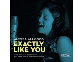 ALYSSA ALLGOOD - Exactly Like You (CD)