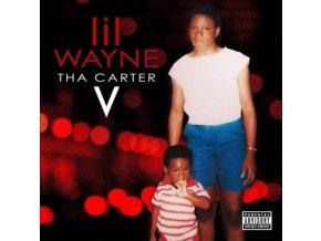 LIL WAYNE - Tha Carter V (CD)