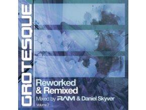 RAM & DANIEL SKYVER - Grotesque Reworked & Remixed Vol. 2 (CD)