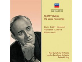 NEW SYMPHONY ORCHESTRA / LSO / ROBERT IRVING - Robert Irving - The Decca Recordings (CD)