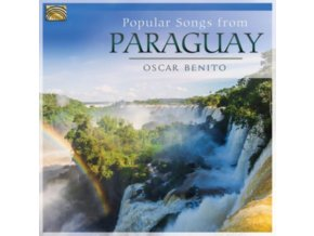 OSCAR BENITO - Popular Songs From Paraguay (CD)