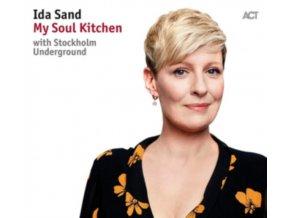 IDA SAND - My Soul Kitchen (CD)